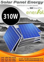 solar lights for sale south africa a grade 310watt enersol solar panel vanderbijlpark gumtree