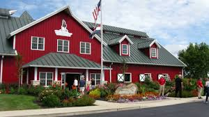 Budweiser Clydesdale Barn Trip To Warm Springs Ranch Breeding Facility For The Anheuser