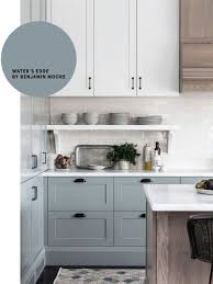 gray kitchen cabinet paint colors 10 really amazing blue gray paint colors in chris