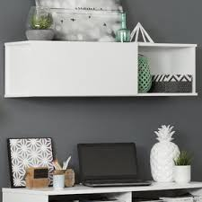 wall storage units with doors wayfair