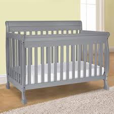 Baby Crib Convertible To Toddler Bed Davinci Kalani 4 In 1 Convertible Crib With Toddler Bed Conversion