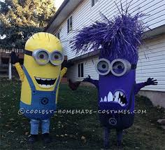 Minion Halloween Costumes Girls 11 Minion Halloween Costume Ideas Images
