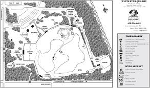 Ohio Campgrounds Map by White Star Park