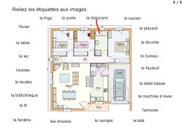 vocabulaire de la chambre el de aprender francés