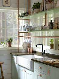 Hammered Copper Apron Front Sink by Lines Copper Kitchen Sink Glass Sinks Copper Kitchens Colors
