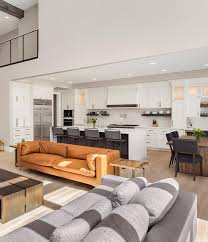 how to make an open concept kitchen open concept kitchen ideas and layouts