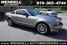 cheap ford mustang shelby gt500 for sale 2008 ford mustang shelby gt500 for sale in wendell
