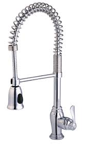 kraus commercial pre rinse chrome kitchen faucet kitchen commercial kitchen faucets for your kitchen decor ideas