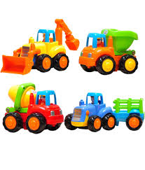 baby kids birthday gift set of 4 toy cars and trucks buy baby
