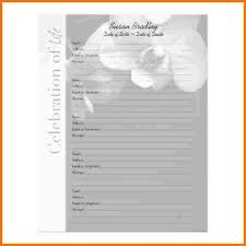 memorial guest book guest book template authorization letter pdf