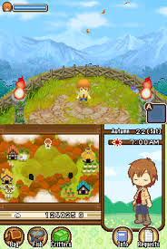 emuparadise harvest moon animal parade harvest moon ds the tale of two towns u rom nds roms emuparadise