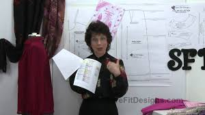 tutorial designing a blouse planning a sewing project copying