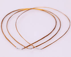 steel necklace wire images Customized stainless steel jewelry manufacturer quality fashion jpg