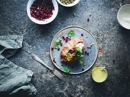 Green Kitchen Storeis - dal stuffed sweet potatoes by green kitchen stories foodblogs