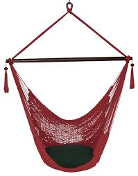 large caribbean hammock chair soft spun polyester 47