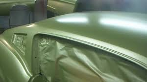 1967 ford mustang gt 390 s code painting lime gold green youtube