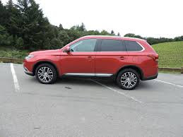 mitsubishi outlander sport 2016 red 2016 mitsubishi outlander review autoguide com news