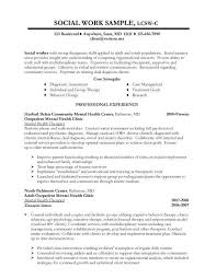 social work resume exle social worker resume in wisconsin sales worker lewesmr