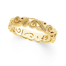 bridal gold ring yellow gold wedding band engagement rings photos brides in