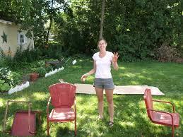 Motel Chairs Refurbish Metal Lawn Chairs Appreciating Life Up North