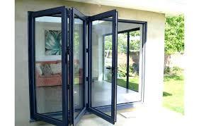 Accordion Doors Patio Exterior Accordion Doors Sliding Accordion Door Different Types Of