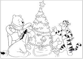 pooh coloring pages the winnie the pooh thanksgiving coloring