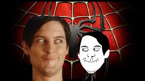 O Face Meme - original spiderman face meme origin video clip youtube