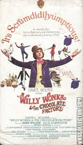 willy wonka u0026 the chocolate factory vhscollector com your