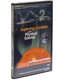 apologia exploring creation with physical science full course cd rom