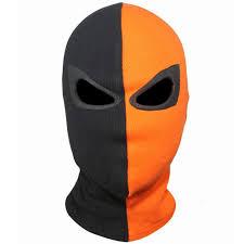 amazon com innturt handmade cosplay fabric mask balaclava hood