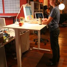 standing desk shootout humanscale float table core77