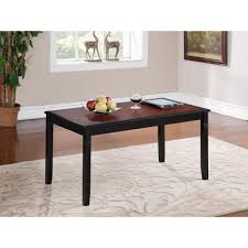 Cherry Coffee Table Linon Home Decor Camden Black Cherry Built In Storage Coffee Table