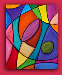Color Painting by Bright Colors Painting Google Search Things To Do Pinterest