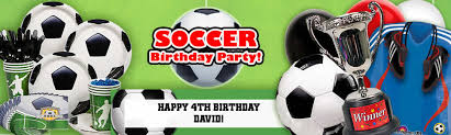 soccer party ideas soccer birthday party ideas sports party ideas at birthday in a box