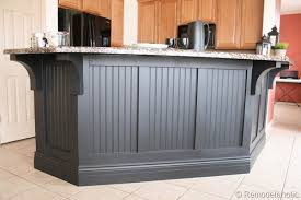 kitchen island makeover remodelaholic budget friendly board and batten kitchen island