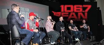 106 7 the fan live 106 7 the fan home facebook