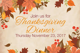 thanksgiving dinner 2017 the woodlands resort