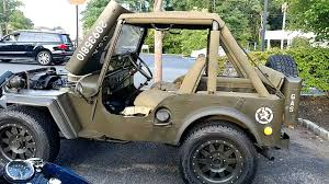 m38 jeep 1951 fully modified drab olive jeep m38 convertible u0027kilroy was
