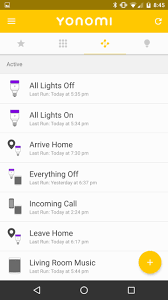 home design app review yonomi smart home automation app review digital trends screenshot
