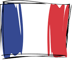 French Flag Banner French Flag Clipart Clipground