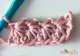 crochet pattern using star stitch star stitch or marguerite stitch moogly