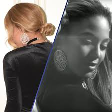 beyonce earrings has beyonce just subtly revealed the gender of by