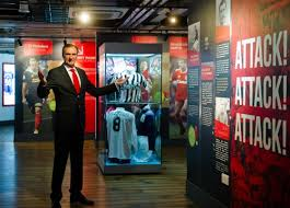 Liverpool Trophy Cabinet New Interactive Museum Opens Liverpool Fc