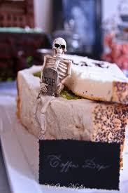 Halloween Coffin Cake by Halloween Party Food Not Quite Nigella