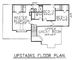 country style house plan 3 beds 2 5 baths 1450 sq ft plan 405