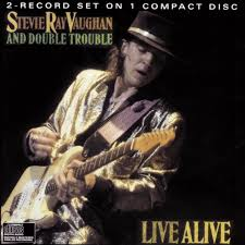 stevie vaughan trouble live alive