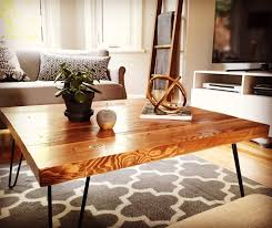 coffee tables make butcher block cutting board coffee table legs