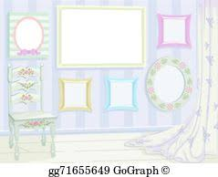 clip art vector shabby chic borders stock eps gg71655526 gograph