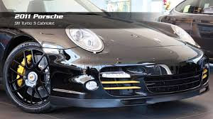 2011 porsche 911 turbo s cabriolet for sale on the lot 2011 porsche 911 turbo s cabriolet for sale at porsche