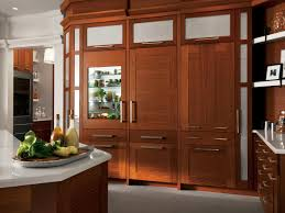 bamboo kitchen cabinets houzz saveemail listed monorail with two toned kitchen cabinets